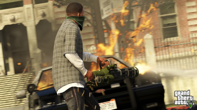 »★ Grand Theft Auto V ★«