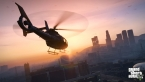 Chopper heading to Downtown Los Santos