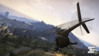 Chopper in Vinewood Hills