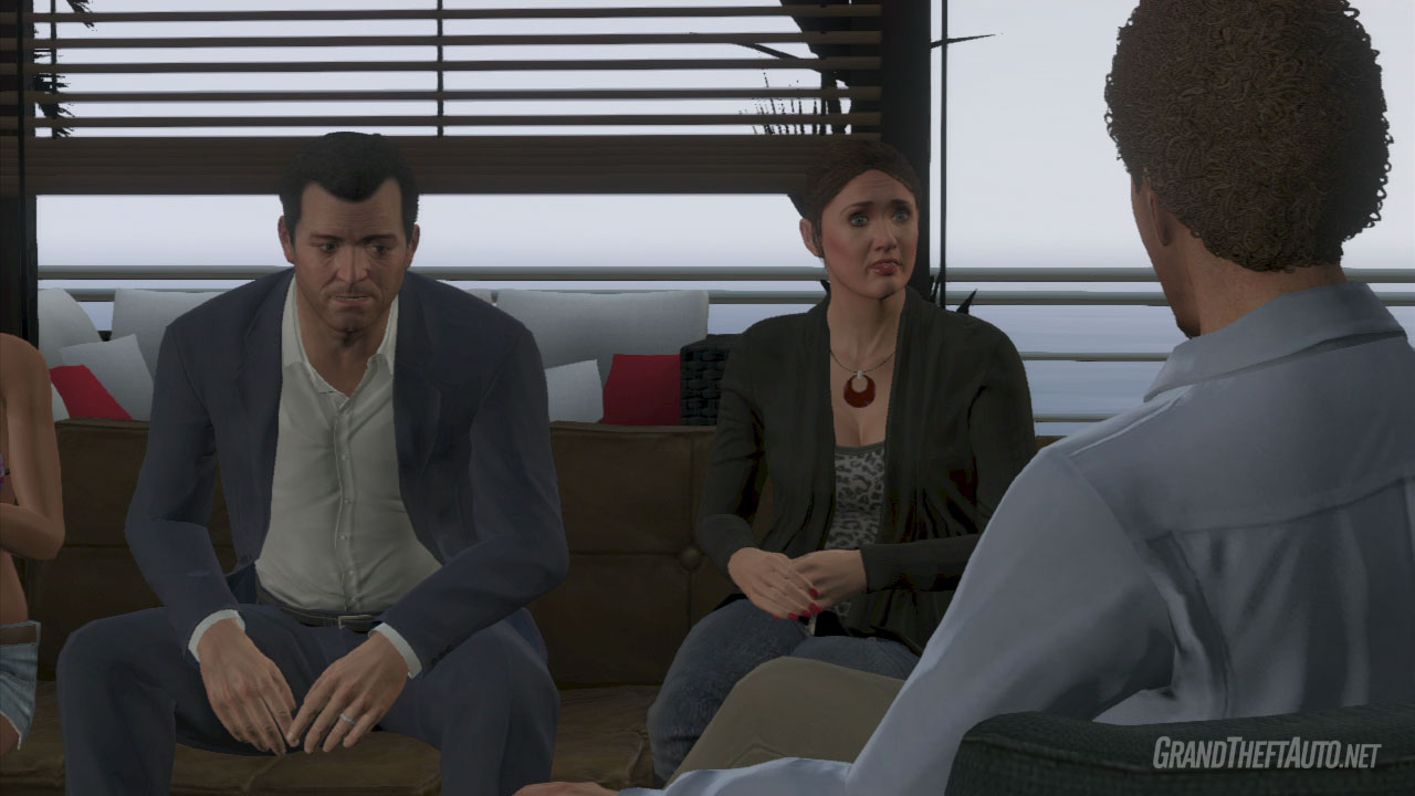 how to change characters in gta 5 ps3
