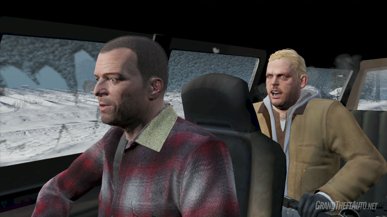 Characters | GRAND THEFT AUTO V
