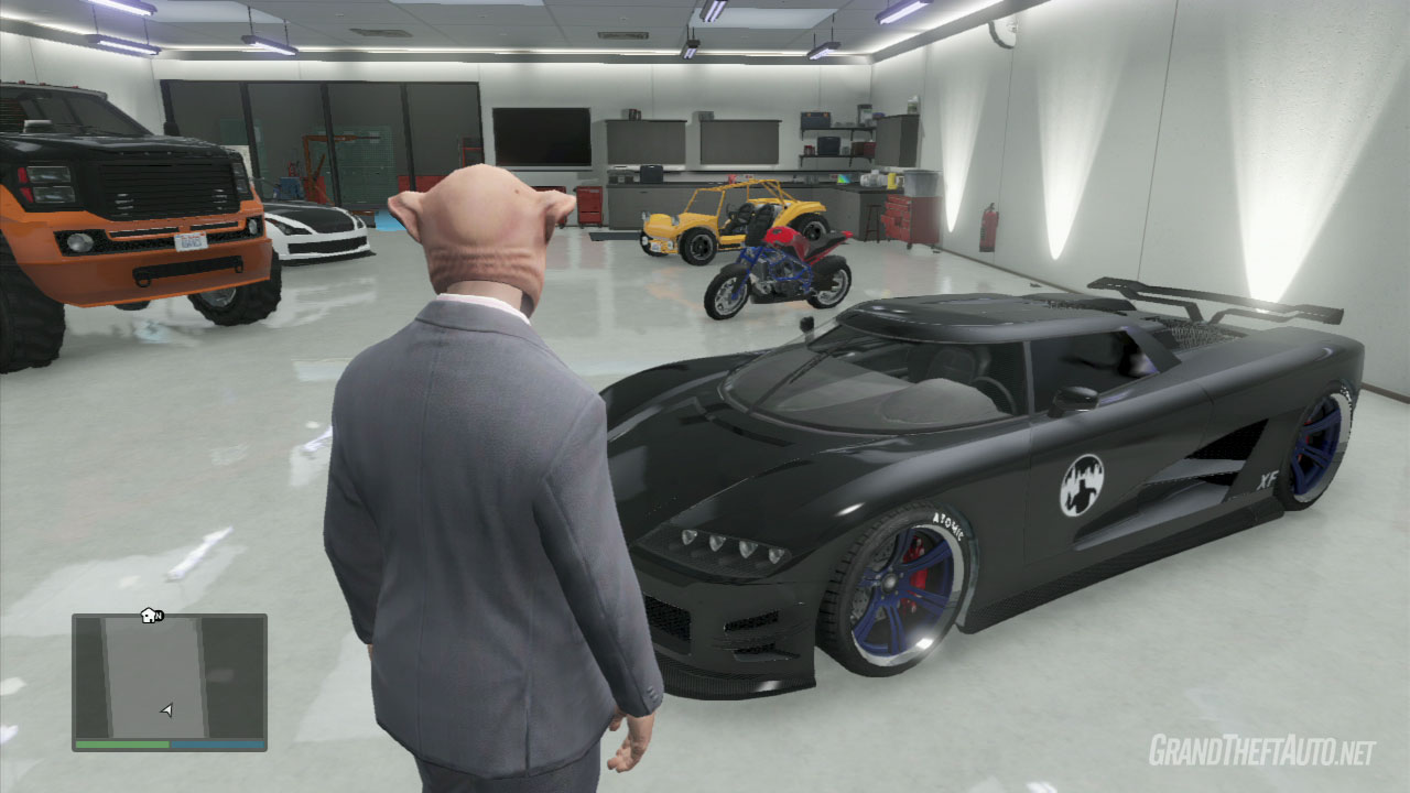 Introduction grand theft auto for Garajes gta v online