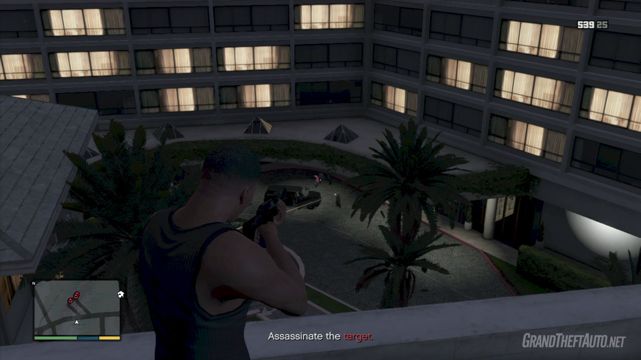 gta v story mode best missions