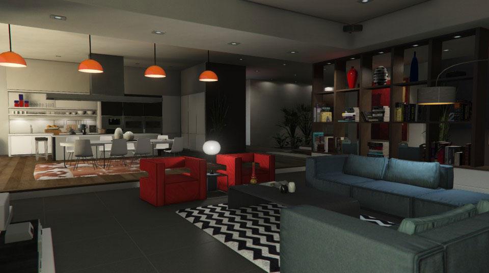 Apartments   GRAND THEFT AUTO V