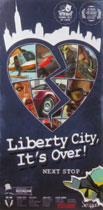 Liberty City, It's Over! advert hints at GTA 5