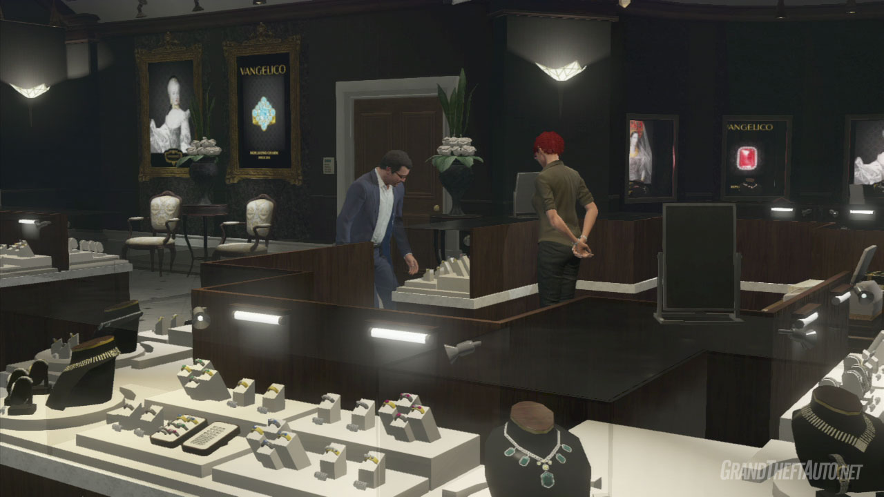 gta 5 jewelry mission