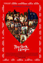 New York, I Love You movie advert