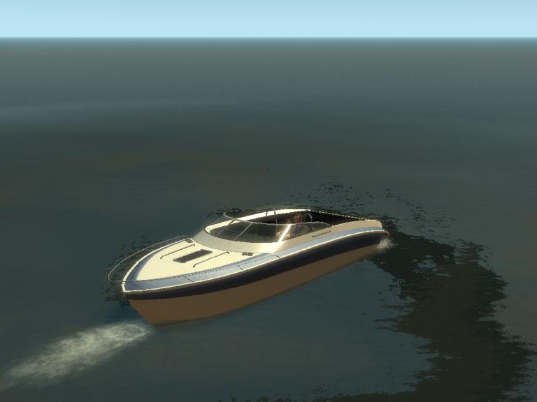 гта 5 купил лодку а ее нет