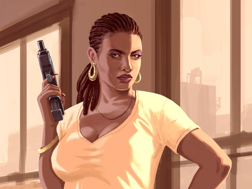 Grand Theft Auto Iv Desktop Wallpapers