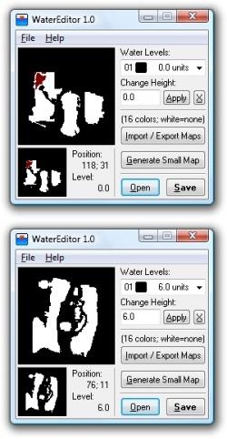 Water Editor