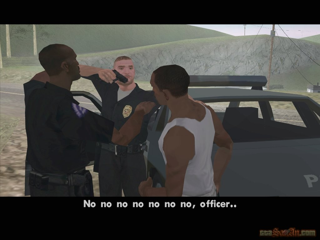 GTA San Andreas : Countryside Missions