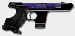 Olympic target pistol