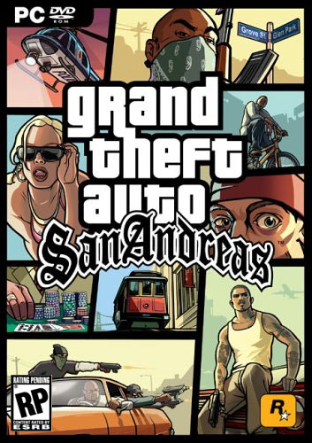 GTA San Andreas PC Cheat Codes