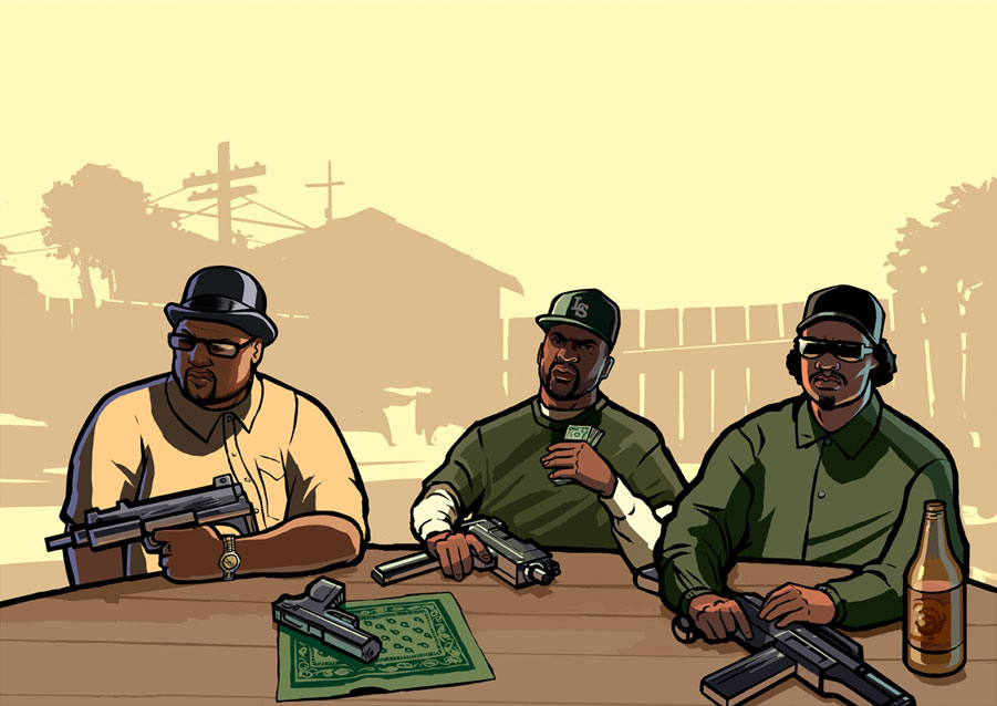 San Andreas Multiplayer v0.2 Released!