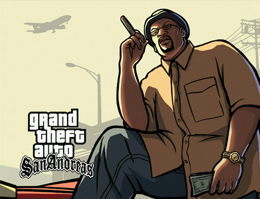 Gta San Andreas Portable