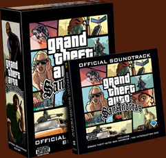 GTA San Andreas : Soundtrack