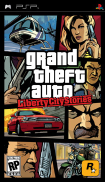 Liberty City Stories Boxart