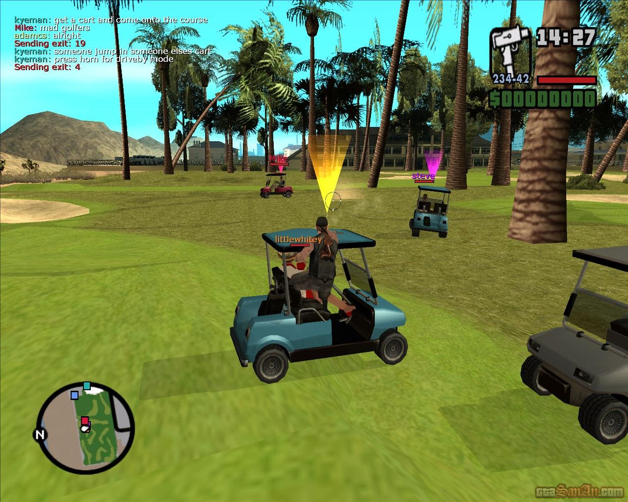grand theft auto san andreas + multiplayer 0.3e скачать через торрент
