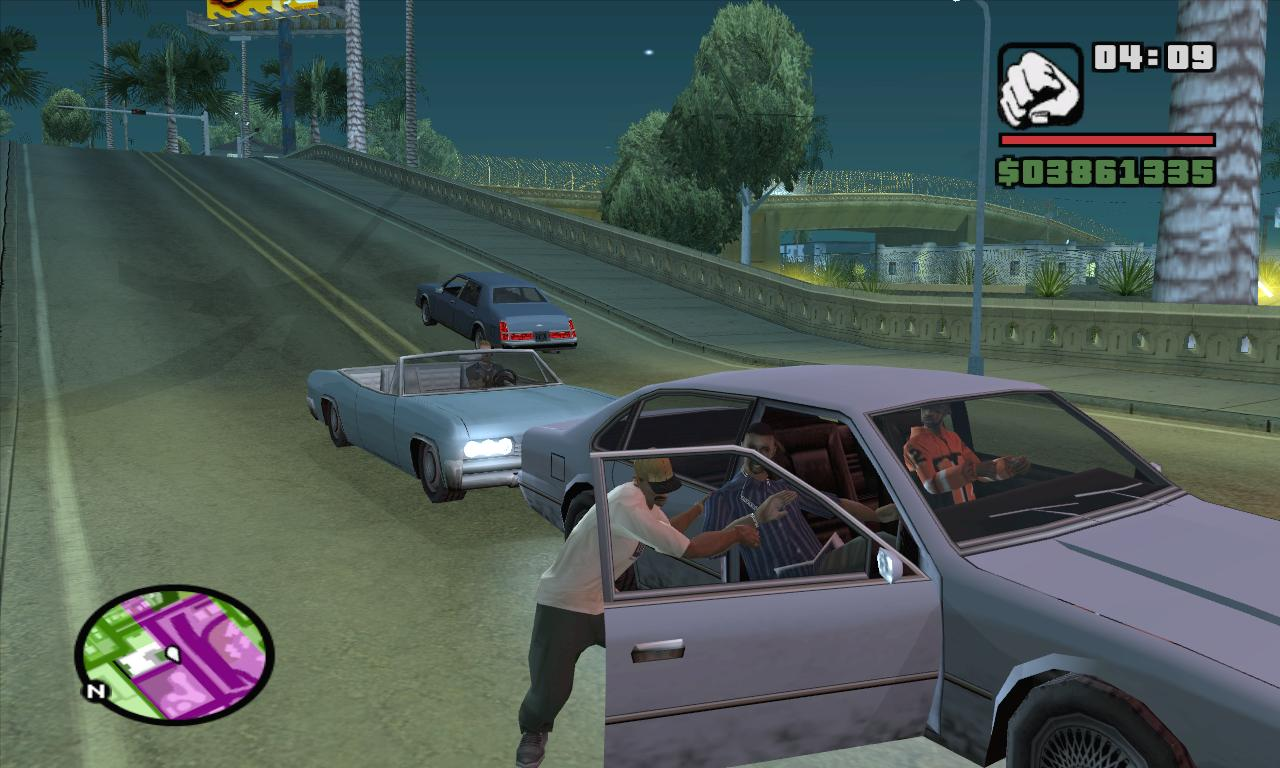 how to get gta san andreas on mobile free