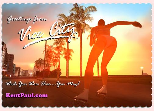 GTAVice.com - Welcome to the 80s : Artwork Gallery Grand Theft Auto V Logo