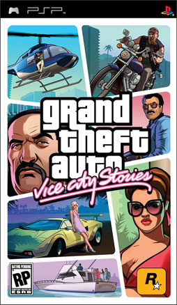 GTA Vice City Stories Boxart
