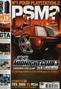 PSM2 Magazine October Issue Grand Theft Auto San Andreas Preview