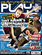 Play UK Magazine November Issue Grand Theft Auto San Andreas Preview