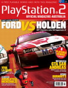 Official Playstation 2 Magazine November Issue Grand Theft Auto San Andreas Preview