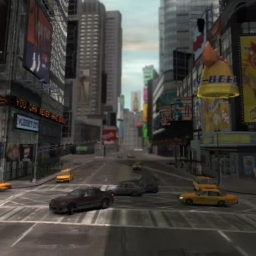 GTA IV shadows