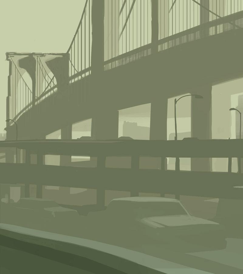 Grand Theft Auto Iv Artwork Official Art Illustrations