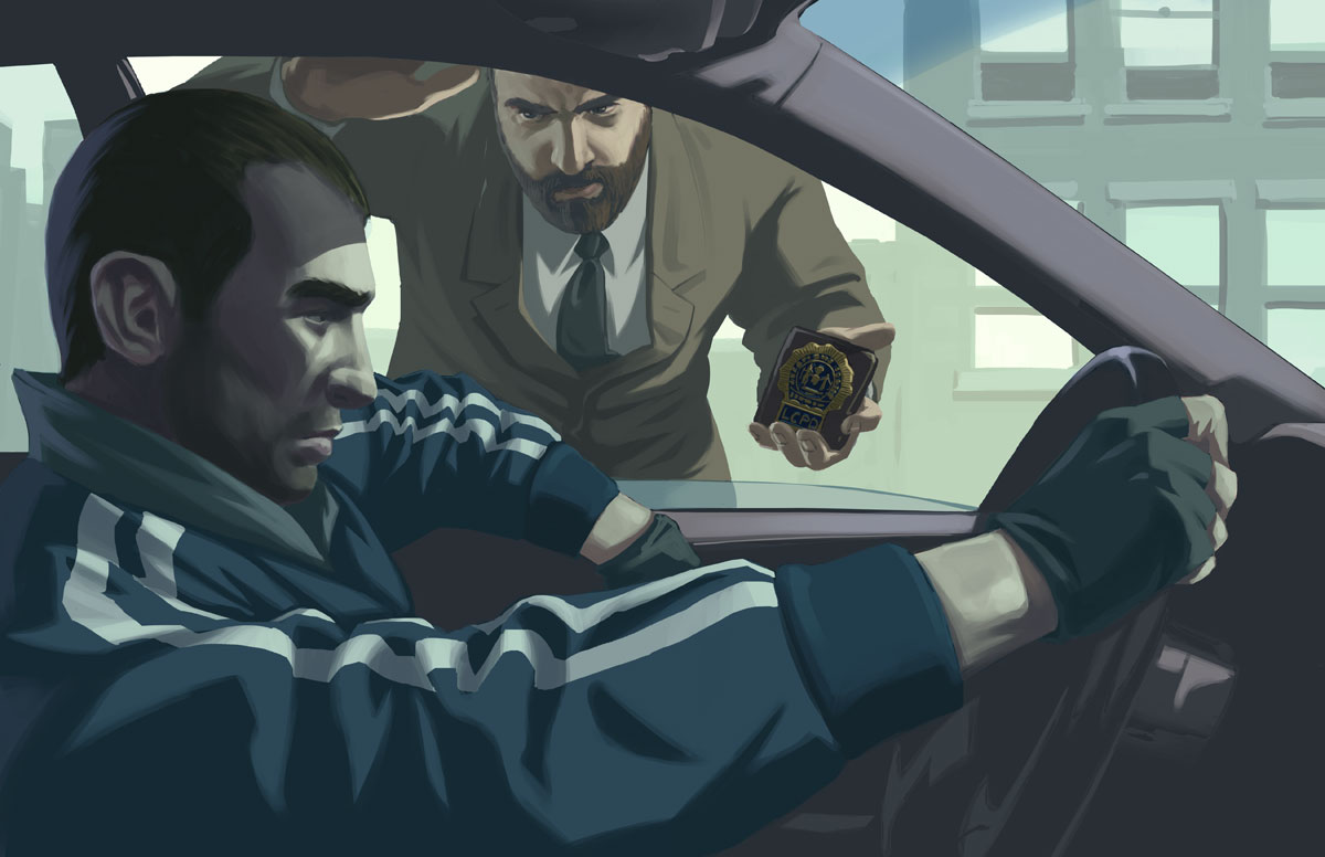 Cheats On Home Design Story Grand Theft Auto Iv Artwork Official Art Illustrations