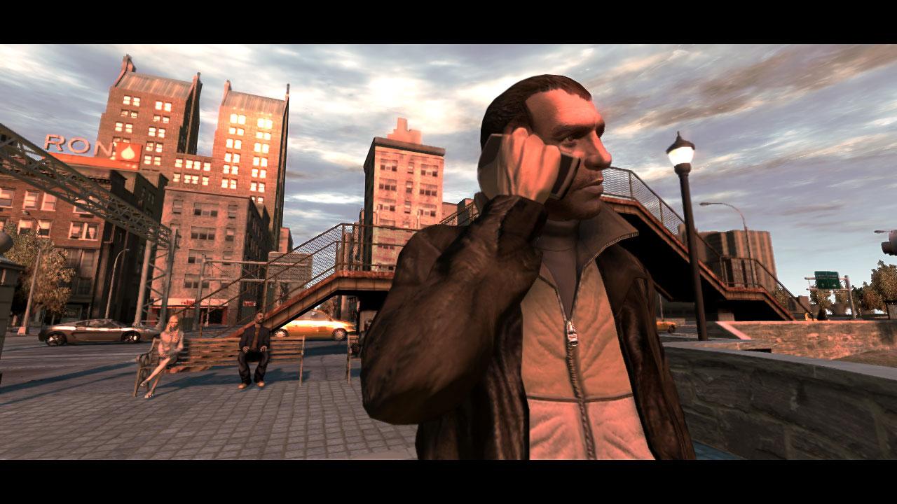 Grand Theft Auto 4 Internet Dating