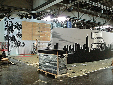 GTA IV at Leipzig