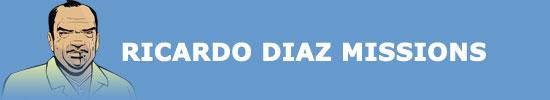 Ricardo Diaz Missions