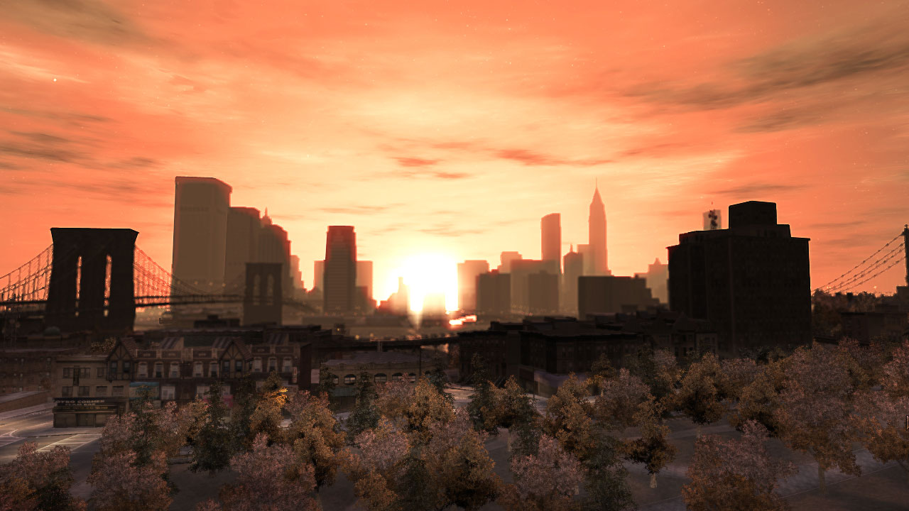 Grand Theft Auto Iv Map Broker Liberty City