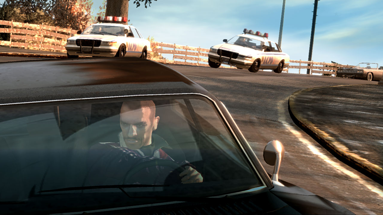 New Ford Trucks >> GRAND THEFT AUTO IV - Screenshots: Xbox 360, PS3, PC