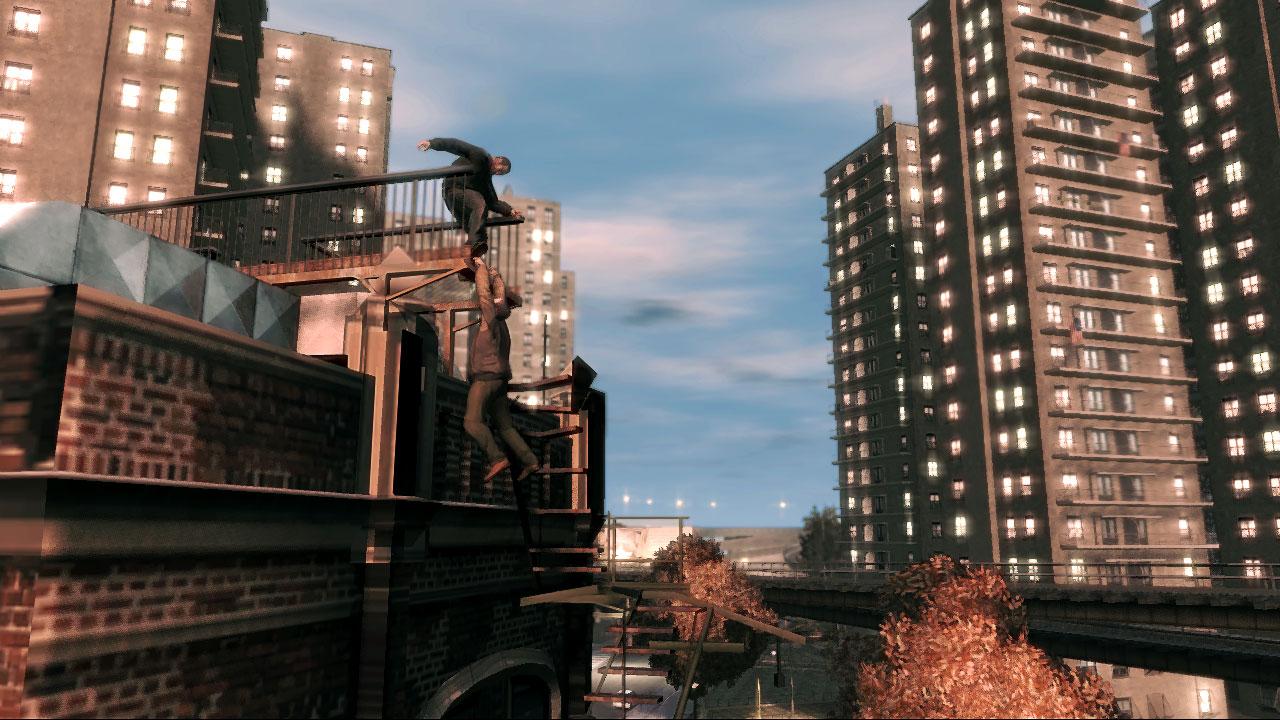 Скриншот игры Grand Theft Auto IV.  Тэги.  Цитировать.