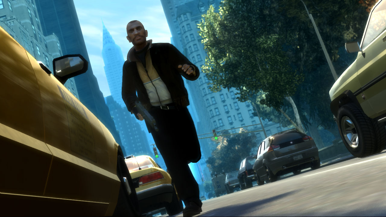 GRAND THEFT AUTO IV - Vehicles: Cars, Bikes, Aircraft