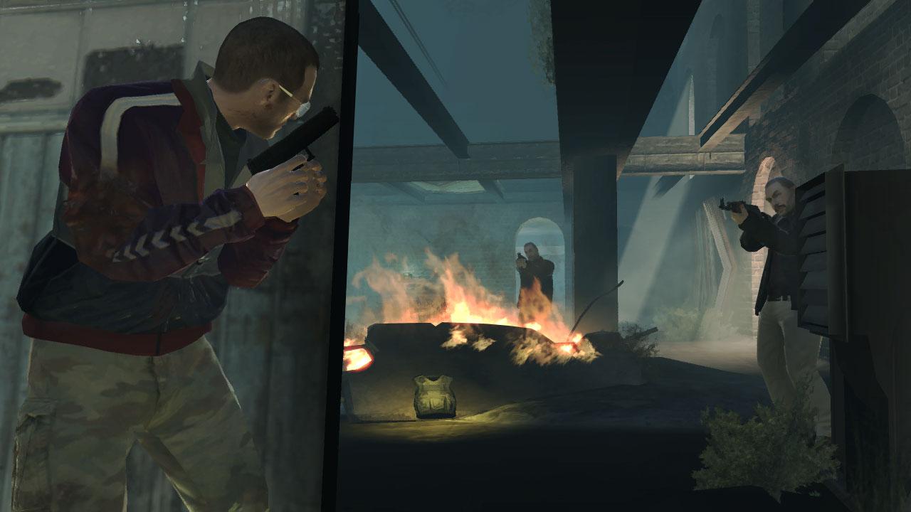 Wip Scr Grand Theft Auto Iv Beta Mod Gta Iii Vc