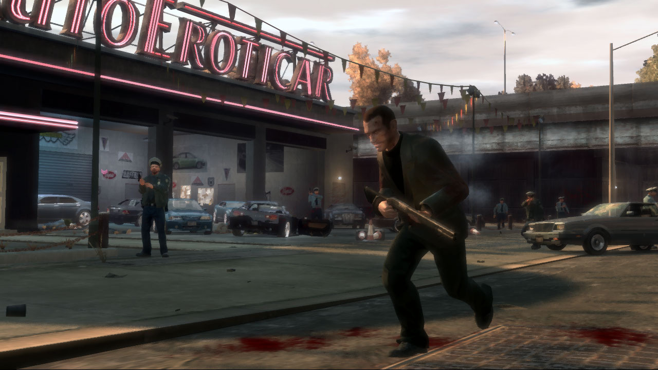 Grand Theft Auto Iv Screenshots Xbox 360 Ps3 Pc Make Your Own Beautiful  HD Wallpapers, Images Over 1000+ [ralydesign.ml]