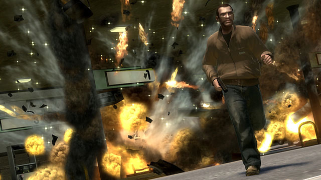 Gta iv trailer screenshot