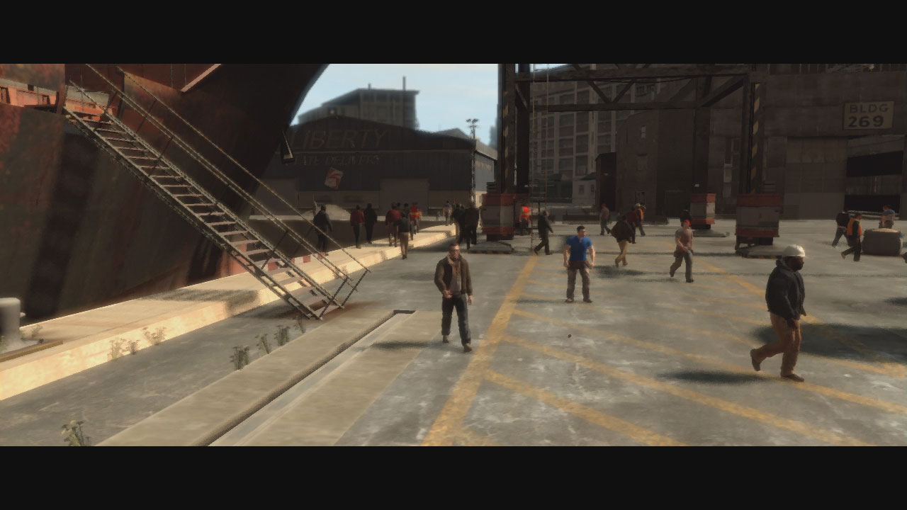 Gta iv xbox 360 advert