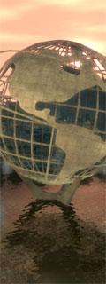 GTA IV Globe