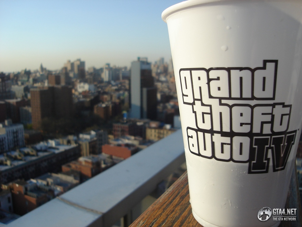 GRAND THEFT AUTO IV - Fan Site Event 2008