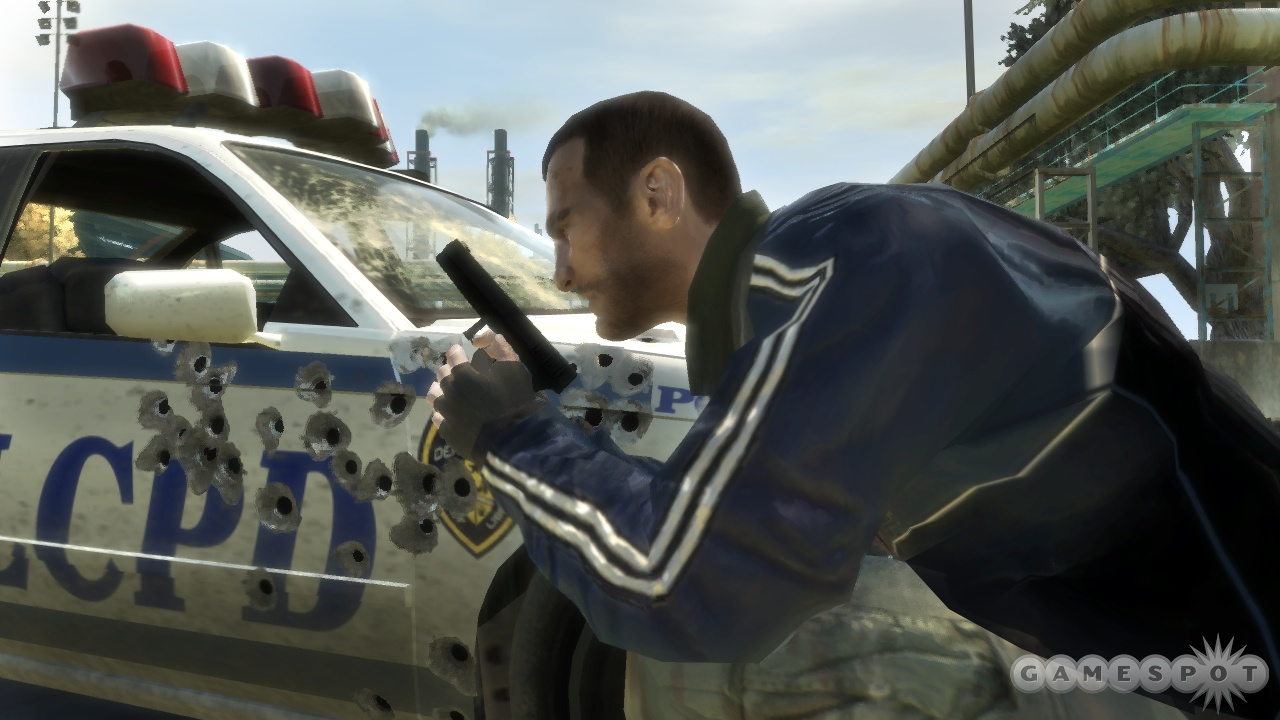 Has gta iv influenced you to commit crimes