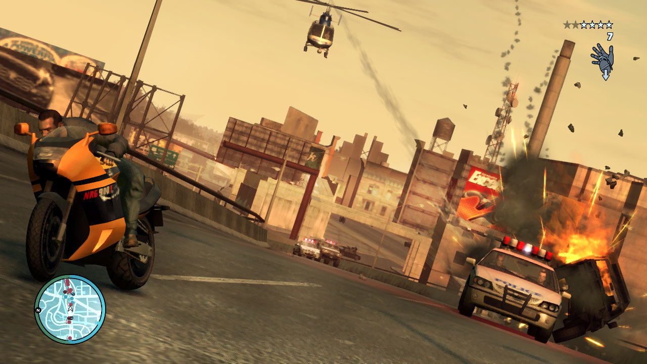 GRAND THEFT AUTO IV - Screenshots: Xbox 360, PS3, PC