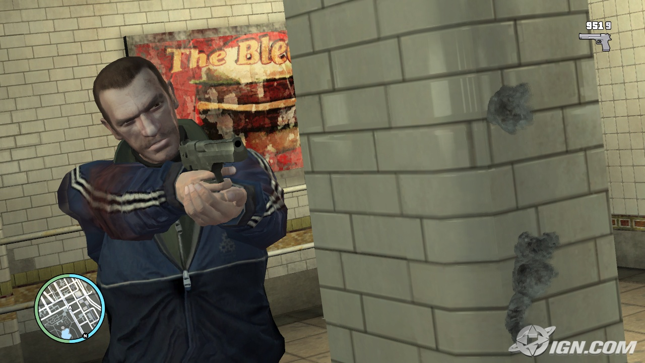 Download Game GTA IV Full Version Free