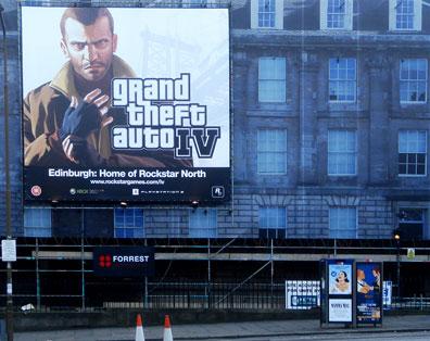 Edinburgh Ad