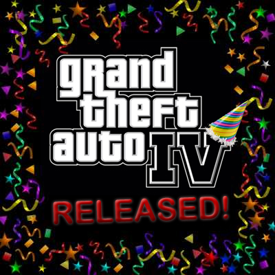 GTA IV Released