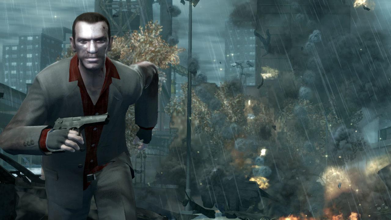 GRAND THEFT AUTO IV - Screenshots: Xbox 360, PS3, PC